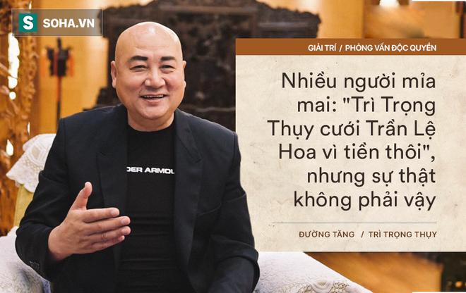 """Trả lời độc quyền báo Việt Nam, """"Đường Tăng"""" tiết lộ di chúc chấn động Trung Quốc  - Ảnh 5."""