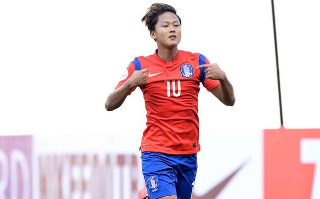 """Sint-Truidense dạm mua """"Messi Hàn Quốc"""" xuất thân từ La Masia, đá cùng vị trí Công Phượng"""