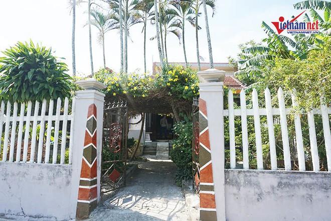 Nhà vườn rộng gần 100m2 của Á hậu Kiều Loan - Ảnh 1.