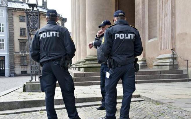 Nổ lớn gần đồn cảnh sát ở thủ đô Copenhagen của Đan Mạch