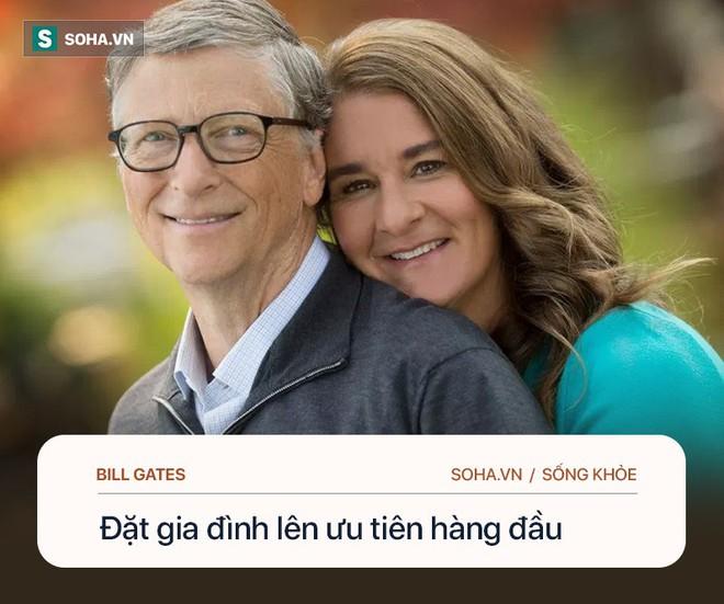 Tỉ phú Bill Gates: Chìa khóa để hạnh phúc, khỏe mạnh là làm 4 việc, không cần đến tiền - Ảnh 5.