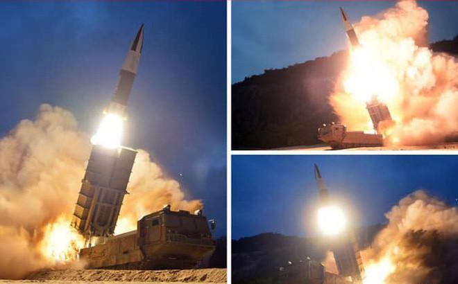 Chán sao chép Iskander, Triều Tiên chế tạo tên lửa tương tự ATACMS của Mỹ