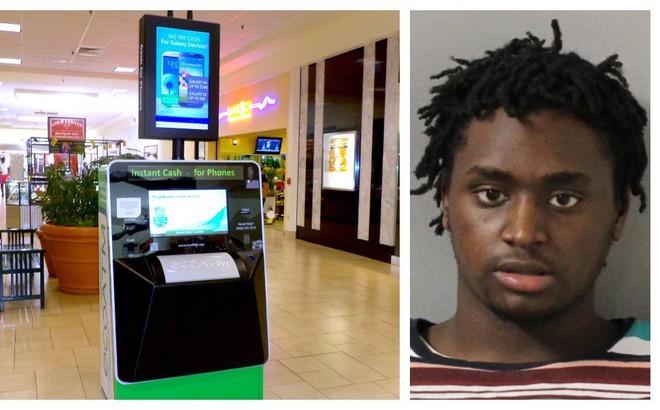 Tên trộm ngáo ngơ đem bán iPad trộm được cho EcoATM bằng ID cá nhân