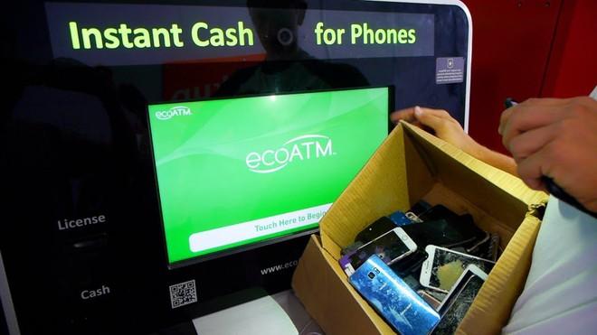 Tên trộm ngáo ngơ đem bán iPad trộm được cho EcoATM bằng ID cá nhân - Ảnh 1.