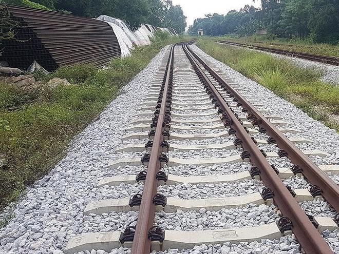 Vì sao dự án đường sắt 8.000 tỉ đồng dang dở - Ảnh 1.