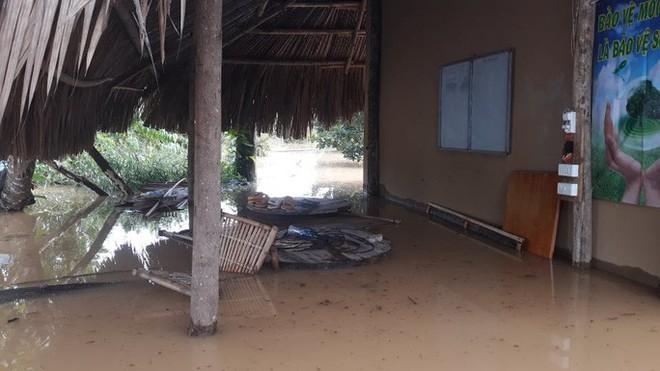 Hai người thiệt mạng trong lũ lụt ở Đồng Nai - Ảnh 1.