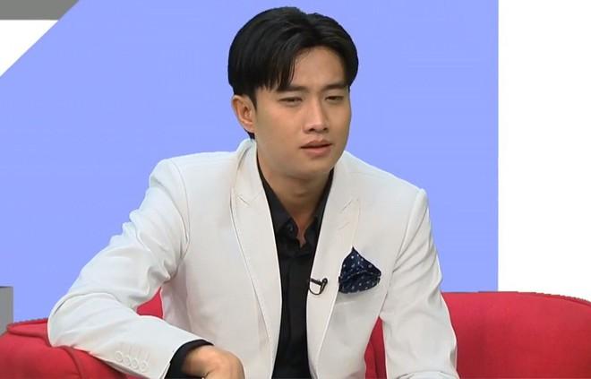 Quốc Trường: Tôi phải hôn Bảo Thanh tới 10 lần một cảnh, còn Quỳnh Nga là 6 lần - Ảnh 1.