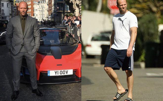 Jason Statham: Gã nghèo bị người yêu đấm vào mặt, vực dậy thành sao quyền lực nhất Hollywood