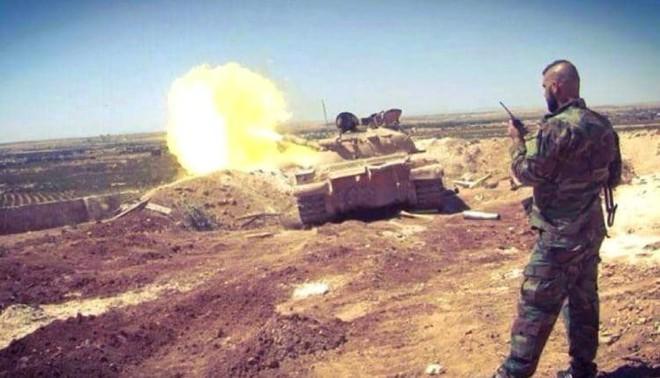 Khủng bố ồ ạt tấn công đầu não KQ Nga ở Khmeimim, QĐ Syria trút hỏa lực hủy diệt phiến quân - Ảnh 9.