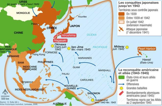 Trung Quốc nhòm ngó ao nhà của Mỹ, nơi từng là chiến trường đẫm máu thời Thế chiến 2? - Ảnh 1.