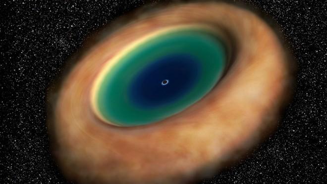 Bắt được 'quái vật vũ trụ' lớn nhất trong lịch sử ALMA: Gấp 2,25 tỷ khối lượng Mặt Trời - ảnh 1