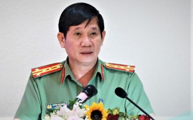 UBKT Trung ương đề nghị Ban Bí thư kỷ luật Đại tá Huỳnh Tiến Mạnh, GĐ Công an Đồng Nai