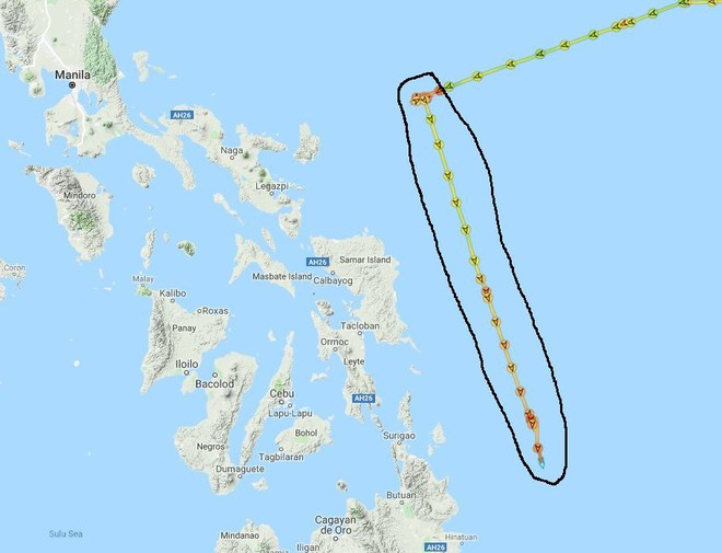 Mạnh tay với Bắc Kinh, Philippines lệnh cấm cửa tàu khảo sát Trung Quốc vào vùng đặc quyền kinh tế - Ảnh 2.