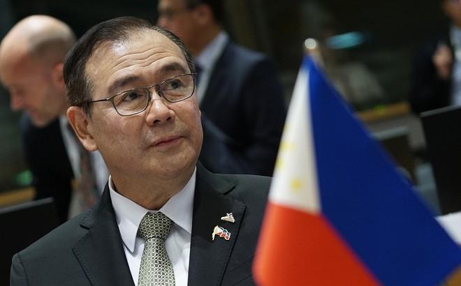 """Mạnh tay với Bắc Kinh, Philippines lệnh """"cấm cửa"""" tàu khảo sát Trung Quốc vào vùng đặc quyền kinh tế"""