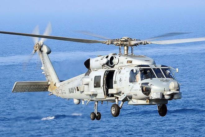 Vừa tập trận chung, Mỹ bán cho Hàn Quốc 12 trực thăng chống ngầm MH-60R - Ảnh 4.