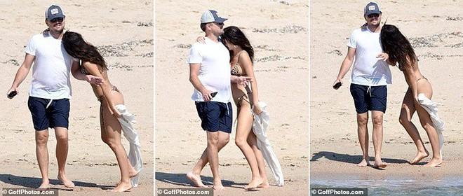 Bạn gái kém 22 tuổi của ông chú bụng bia Leonardo DiCaprio khoe dáng bốc lửa - Ảnh 5.