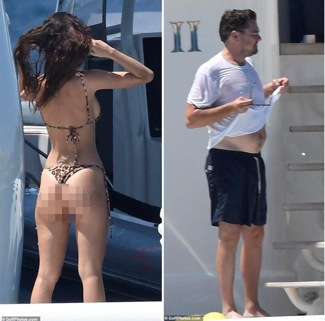 Bạn gái kém 22 tuổi của ông chú bụng bia Leonardo DiCaprio khoe dáng bốc lửa - Ảnh 8.