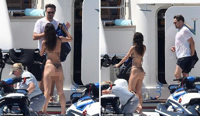 Bạn gái kém 22 tuổi của ông chú bụng bia Leonardo DiCaprio khoe dáng bốc lửa - Ảnh 10.