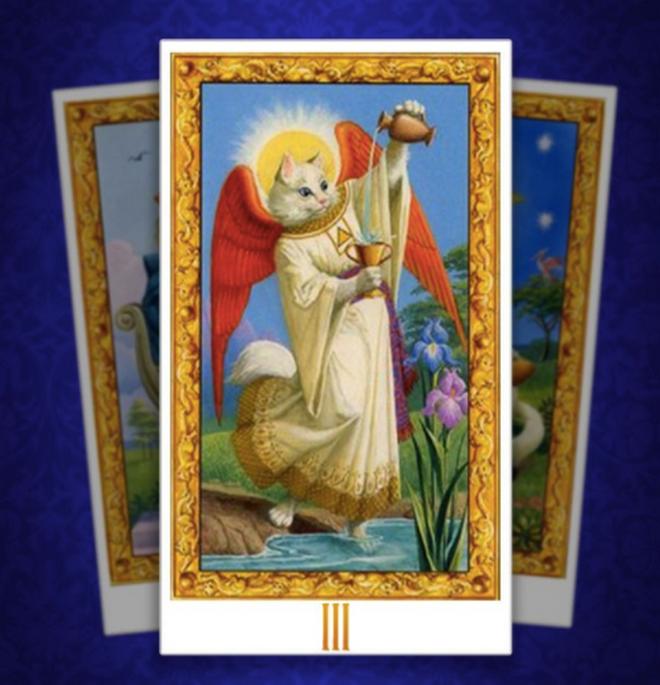 Rút một lá bài Tarot để khám phá tính cách bản thân bạn hoàn hảo đến thế nào - Ảnh 4.