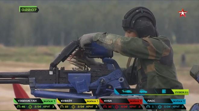 Sự cố đặc biệt nghiêm trọng đầu tiên tại Tank Biathlon 2019 - Lộ đối thủ của Việt Nam ở chung kết - Ảnh 32.