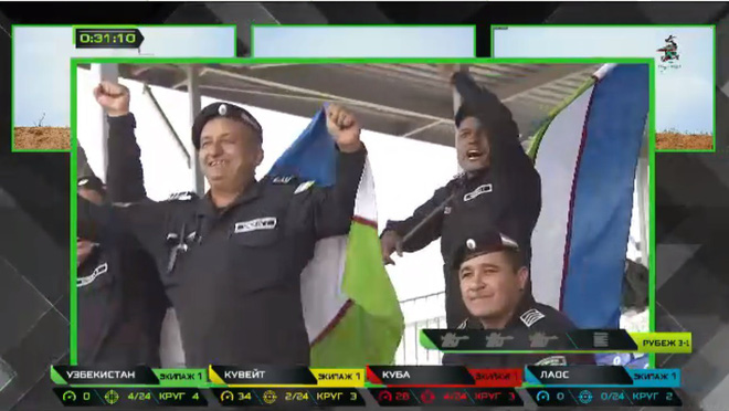 Sự cố đặc biệt nghiêm trọng đầu tiên tại Tank Biathlon 2019 - Lộ đối thủ của Việt Nam ở chung kết - Ảnh 29.