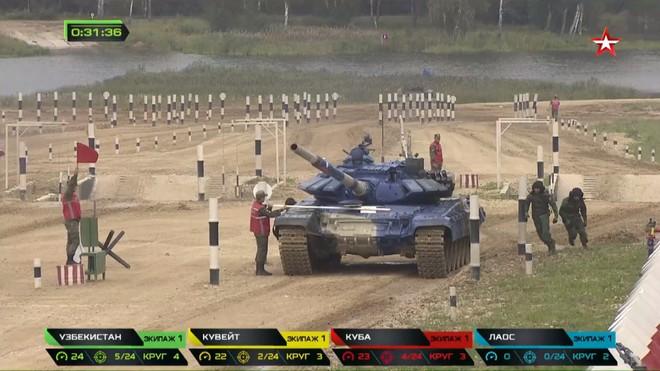 Sự cố đặc biệt nghiêm trọng đầu tiên tại Tank Biathlon 2019 - Lộ đối thủ của Việt Nam ở chung kết - Ảnh 30.