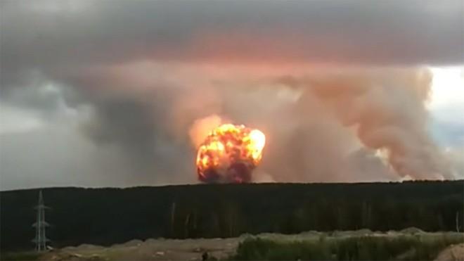 Động cơ hạt nhân tên lửa không thể đánh bại của Nga phát nổ gây hậu quả khủng khiếp? - Ảnh 2.