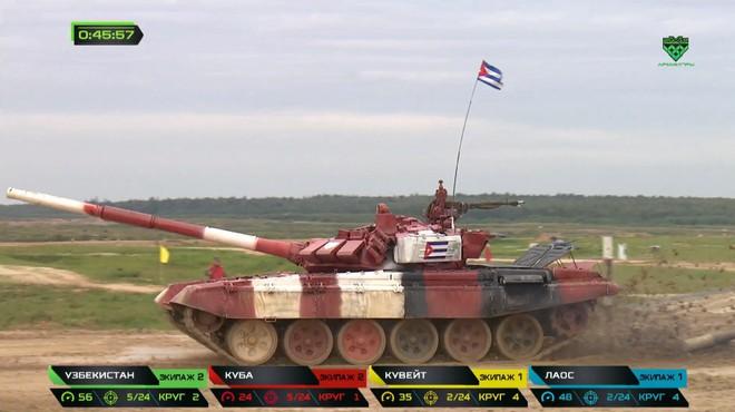 Sự cố đặc biệt nghiêm trọng đầu tiên tại Tank Biathlon 2019 - Lộ đối thủ của Việt Nam ở chung kết - Ảnh 26.