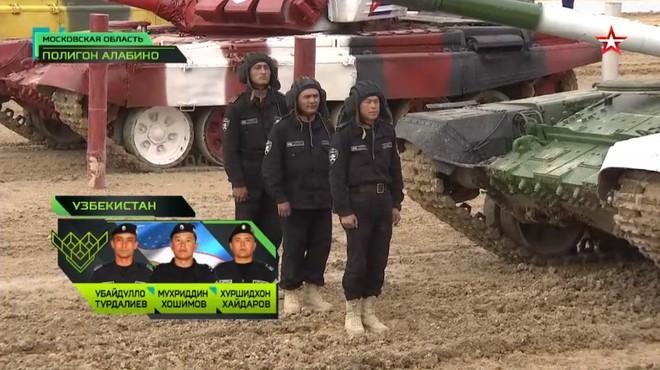 Sự cố đặc biệt nghiêm trọng đầu tiên tại Tank Biathlon 2019 - Lộ đối thủ của Việt Nam ở chung kết - Ảnh 40.