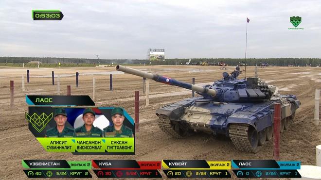 Sự cố đặc biệt nghiêm trọng đầu tiên tại Tank Biathlon 2019 - Lộ đối thủ của Việt Nam ở chung kết - Ảnh 23.