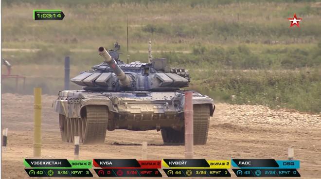 Sự cố đặc biệt nghiêm trọng đầu tiên tại Tank Biathlon 2019 - Lộ đối thủ của Việt Nam ở chung kết - Ảnh 20.