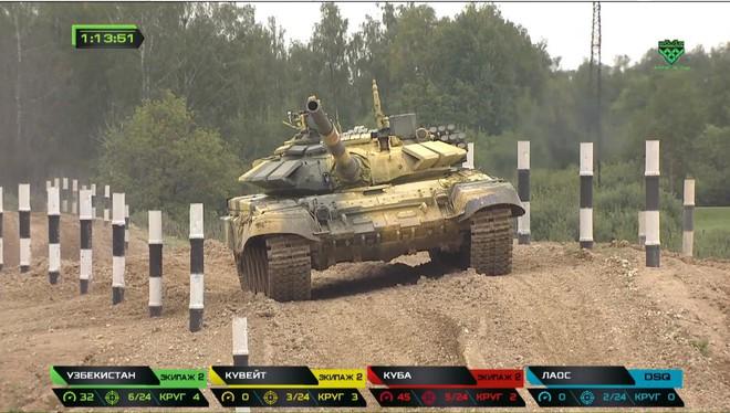 Sự cố đặc biệt nghiêm trọng đầu tiên tại Tank Biathlon 2019 - Lộ đối thủ của Việt Nam ở chung kết - Ảnh 18.
