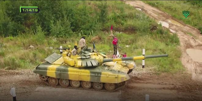Sự cố đặc biệt nghiêm trọng đầu tiên tại Tank Biathlon 2019 - Lộ đối thủ của Việt Nam ở chung kết - Ảnh 19.