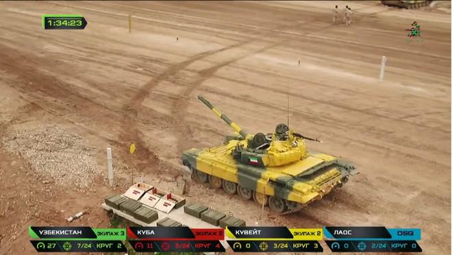 Sự cố đặc biệt nghiêm trọng đầu tiên tại Tank Biathlon 2019 - Lộ đối thủ của Việt Nam ở chung kết - Ảnh 16.