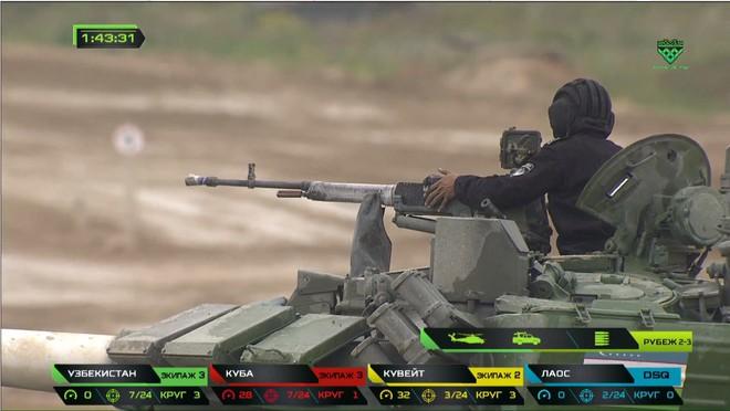 Sự cố đặc biệt nghiêm trọng đầu tiên tại Tank Biathlon 2019 - Lộ đối thủ của Việt Nam ở chung kết - Ảnh 13.