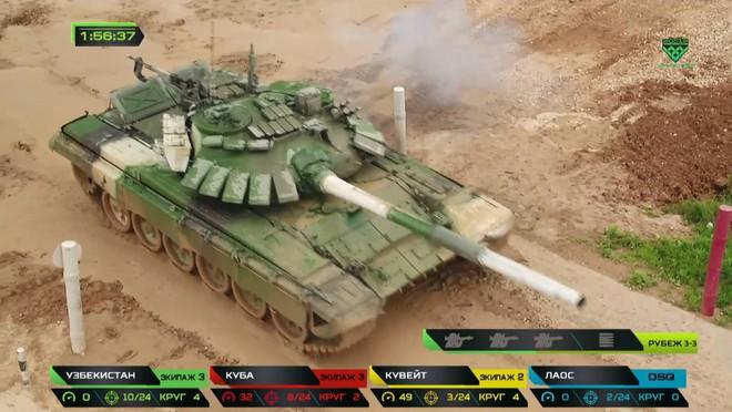 Sự cố đặc biệt nghiêm trọng đầu tiên tại Tank Biathlon 2019 - Lộ đối thủ của Việt Nam ở chung kết - Ảnh 11.