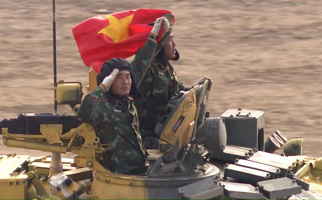 Việt Nam vào chung kết Tank Biathlon 2019