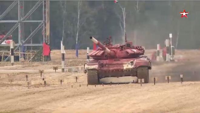 Sự cố đặc biệt nghiêm trọng đầu tiên tại Tank Biathlon 2019 - Lộ đối thủ của Việt Nam ở chung kết - Ảnh 8.