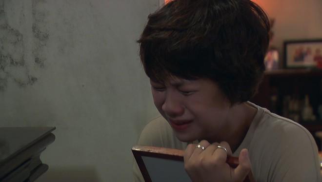 Bảo Hân xem tập cuối Về nhà đi con cùng Thu Quỳnh, tiết lộ cảm xúc khi phim kết thúc - Ảnh 5.