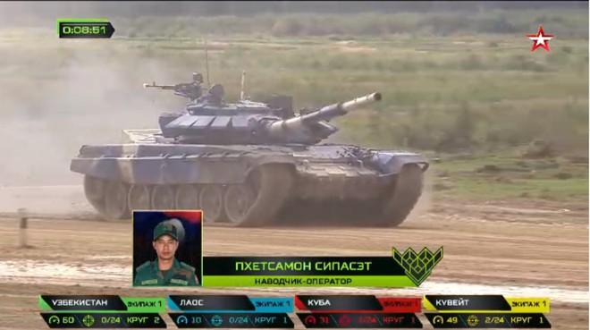 Sự cố đặc biệt nghiêm trọng đầu tiên tại Tank Biathlon 2019 - Lộ đối thủ của Việt Nam ở chung kết - Ảnh 36.