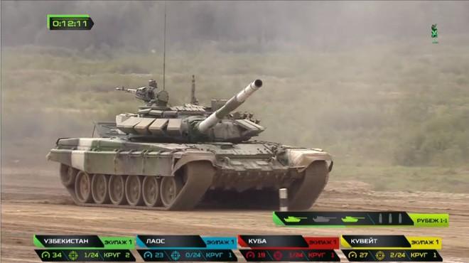Sự cố đặc biệt nghiêm trọng đầu tiên tại Tank Biathlon 2019 - Lộ đối thủ của Việt Nam ở chung kết - Ảnh 35.