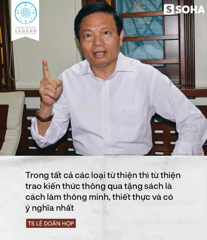 Cuộc gặp với Đặng Lê Nguyên Vũ và 4 lý do khiến nguyên Bộ trưởng TT&TT tin vào Hành trình Từ Trái Tim - Ảnh 1.