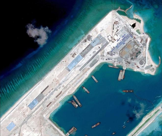 Đại sứ Trương Triều Dương: Từ Scarborough đến Tư Chính, nghĩ về bài học ứng xử với Trung Quốc ở Biển Đông - ảnh 4