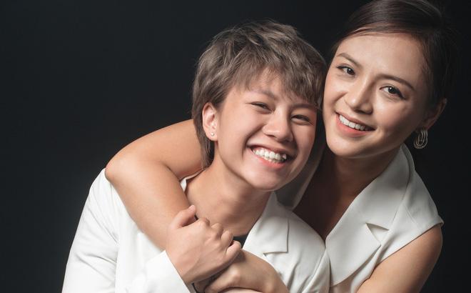 Bảo Hân xem tập cuối Về nhà đi con cùng Thu Quỳnh, tiết lộ cảm xúc khi phim kết thúc