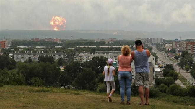 Động cơ hạt nhân tên lửa không thể đánh bại của Nga phát nổ gây hậu quả khủng khiếp? - Ảnh 1.