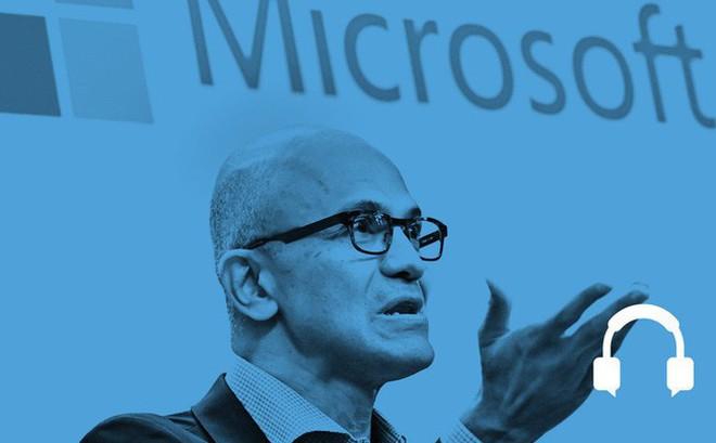 PwC: 'Vượt mặt' Apple và Amazon, Microsoft trở thành công ty có mức vốn hoá lớn nhất thế giới năm 2019