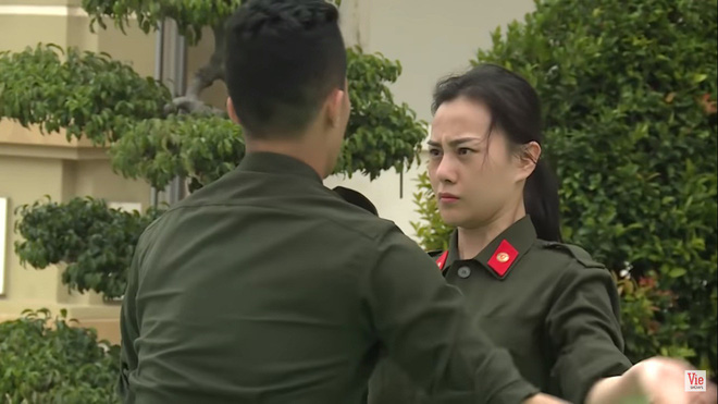 Trương Quỳnh Anh bực tức, không vừa lòng với kết quả vì thua Phương Oanh Quỳnh Búp Bê - Ảnh 3.