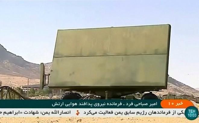 Video: Cận cảnh hệ thống tên lửa phòng không mới nâng cấp của Iran