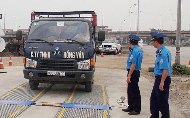 Sở Giao th.ô.ng Hà Nội nói gì về thanh tra nh.ận tiền bảo kê xe tải?