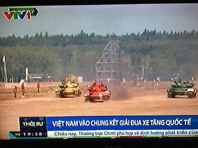 Việt Nam vào chung kết Tank Biathlon 2019: Nức lòng người hâm mộ - Kỳ tích chưa từng có trong lịch sử - Ảnh 3.